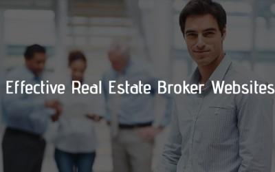 Effective Real Estate Broker Websites
